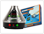 Digital Volcano Vaporizer with Solid Valve Set